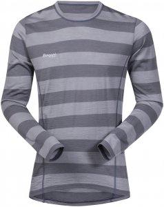Bergans Herren Soleie Shirt Grau S