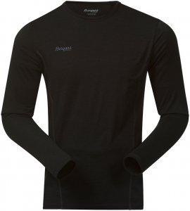 Bergans Herren Soleie Shirt Schwarz M