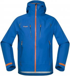 Bergans Herren Storen Jacke Blau L