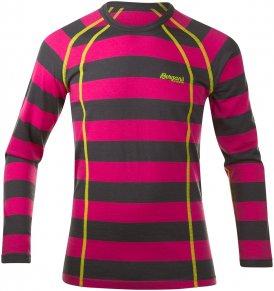 Bergans Kinder Fjellrapp Shirt Pink 152