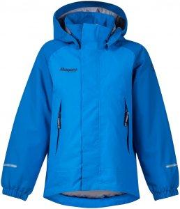 Bergans Kinder Storm Insulated Jacke Blau 98
