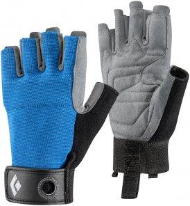 Black Diamond Crag Half-Finger Handschuh Blau