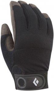 Black Diamond Crag Handschuh Schwarz XS