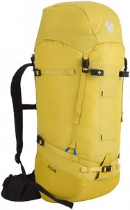 Black Diamond Speed 40 Rucksack Gelb
