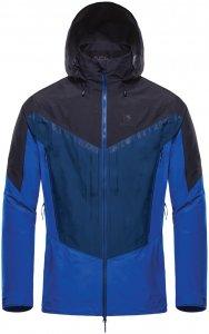 Black Yak Herren Gore-Tex Pro Shell 3L Jacke Blau XL