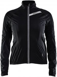 Craft Damen Belle Regenjacke Schwarz XL