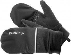 Craft Hybrid Handschuh Schwarz S