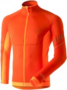 Dynafit Herren Ultra Full Zip Longsleeve Orange L