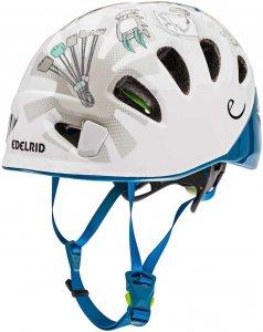 Edelrid Shield II Kletterhelm Weiß