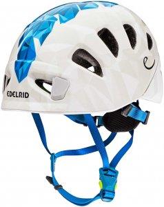 Edelrid Shield Lite Kletterhelm Blau