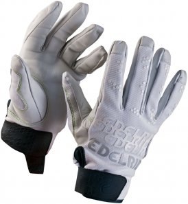 Edelrid Skinny Handschuhe Schwarz XS