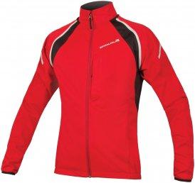 Endura Herren Convert Jacke Rot