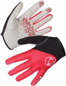 Endura Hummvee Lite Handschuhe Rot XL