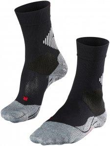 Falke 4 Grip Socke Schwarz 39, 40, 41