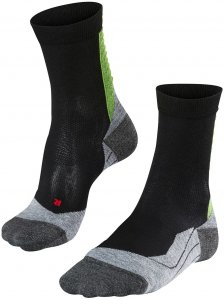 Falke Herren Achilles Socken Schwarz 46, 47, 48