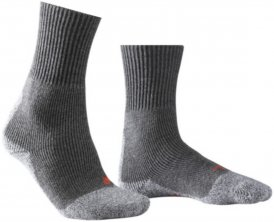 Falke Herren TK 4 Socke Grau 42, 43