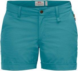 Fjällräven Damen Abisko Stretch Shorts Blau XS