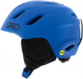 Giro Kinder Nine Skihelm Blau