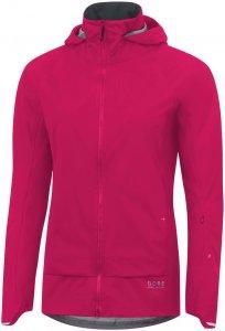 Gore Bike Wear Damen Power Trail GT AS Jacke Pink XS