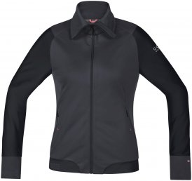 Gore Bike Wear Damen Power Trail WS SO Jacke Braun XS