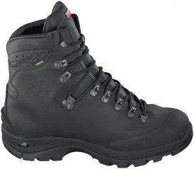 Hanwag Herren Alaska Winter GTX Stiefel Schwarz 46.5