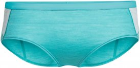 Icebreaker Damen Meld Zone Hot Pant Türkis XL