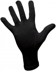 Icebreaker Damen Oasis Glove Liner Schwarz M