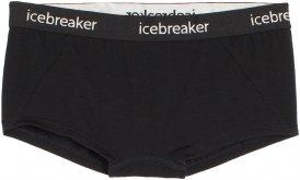 Icebreaker Damen Sprite Hot Pants Schwarz S