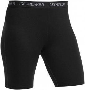 Icebreaker Damen Zone Shorts Schwarz L