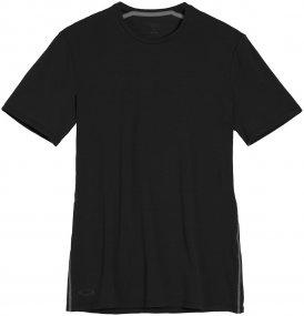Icebreaker Herren Anatomica T-Shirt Schwarz XXL