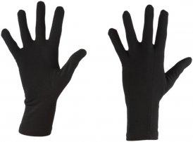 Icebreaker Herren Apex Glove Liner Schwarz L