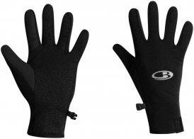 Icebreaker Quantum Gloves Schwarz L