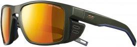 Julbo Herren Shield Spectron 3 CF Sportbrille Grün
