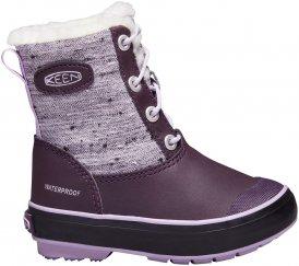 Keen Kinder Elsa Boot WP Schuhe Lila