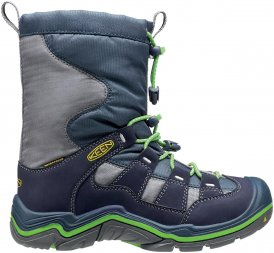 Keen Kinder Winterport II WP Schuhe Blau 30