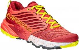La Sportiva Damen Akasha Schuhe Rot 37