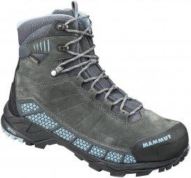 Mammut Damen Comfort Guide High GTX SURROUND Schuhe Grau 40.5