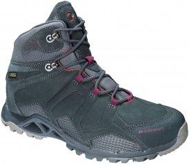 Mammut Damen Comfort Tour Mid GTX Surround Schuhe Grau 41, 41.5