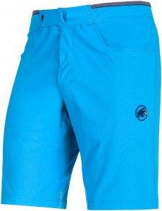 Mammut Herren Massone Shorts Blau M