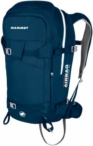 Mammut Pro Short Removable 33 Lawinenrucksack ready Grau