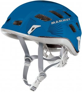 Mammut Rock Rider Kletterhelm Blau 56