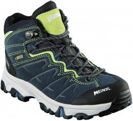 Meindl Kinder Minnesota GTX Schuhe Grün 32