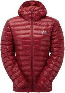 Mountain Equipment Damen Arete Hooded Jacke Rot L