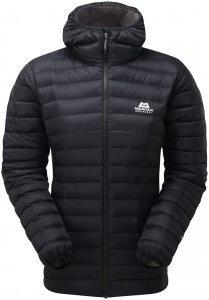 Mountain Equipment Damen Arete Hooded Jacke Schwarz XS