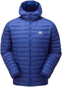 Mountain Equipment Herren Arete Hooded Jacke Blau XL