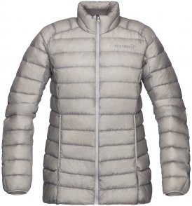 Norrona Damen Bitihorn Super Light Down 900 Jacke Grau S