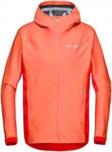Norrona Damen Bitihorn Windstopper Jacke Orange S