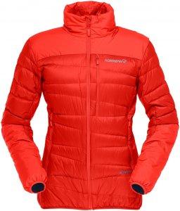 Norrona Damen Falketind Down750 Jacke Rot XS