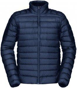Norrona Herren Bitihorn Superlight Down 900 Jacke Blau XL