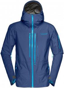 Norrona Herren Lofoten GTX Pro Jacke Blau XL